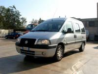 Fiat Scudo jtd trasporto disabili