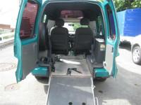 Volkswagen CADDY con ababssamento per disabili – 1998