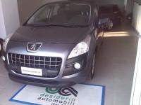 Peugeot 3008 guida disabili