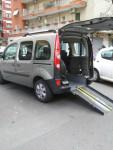 Renault Kangoo disabili