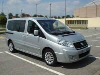 Fiat Scudo 8 posti oppure 4 + carrozzina disabili