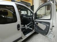 Fiat qubo metano  – 2009 con gruetta sollevapersone