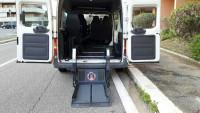 Ford Transit 2.0 tdi con pedana idraulica per persone disabili