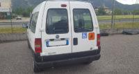 Fiat Scudo con 2 posti carrozzina – usato