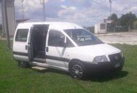 Fiat scudo 2.0 jtd trasporto disabili 6 posti