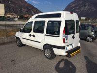 Fiat Doblò con allestimento per DISABILI