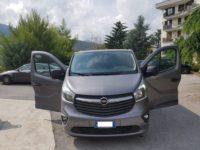 Opel Vivaro 9 posti omologato per disabili (pedana)