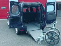 Dacia Dokker pianale ribassato disabili