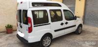Dobló 2° serie 1.4 per trasporto disabili in carrozzina