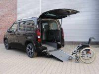 Peugeot Rifter Disabili